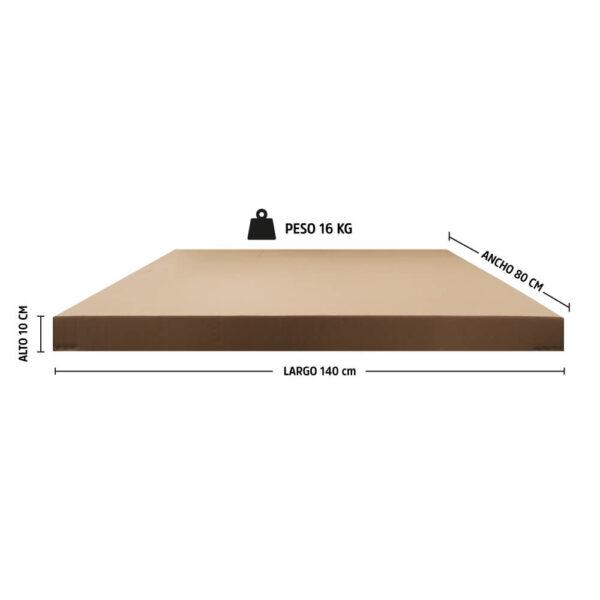 Empaque Mesa de Ping Pong Mini Larca