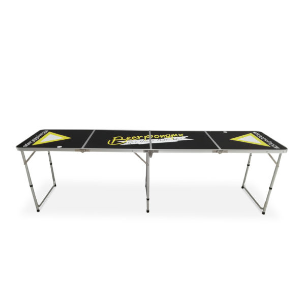 mesa de ping pong abierta-frente compacta para fiesta