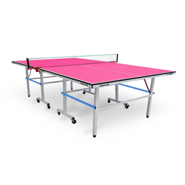 Mesa de Ping Pong XTT Street Pink Vista Lateral
