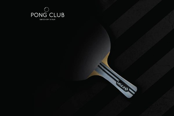 Raqueta de Ping Pong Pong Club MX Larca