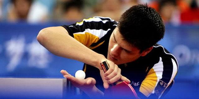 Saque de Mesa de Ping Pong