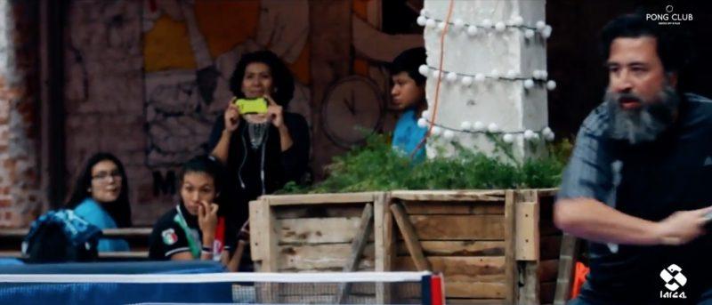 Torneo Clasificador Ping Pong Larca Pinche Gringo