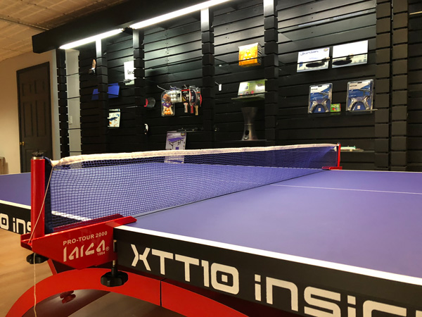 XTT Insigne Mesa de Ping Pong