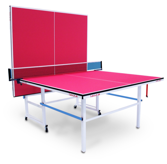 Mesa de Ping Pong Interior Rosa