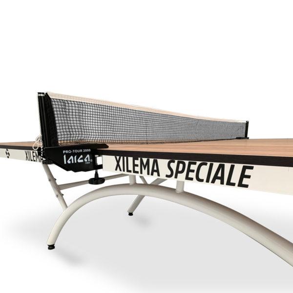 Mesa de Ping Pong de madera Xilema Close Up