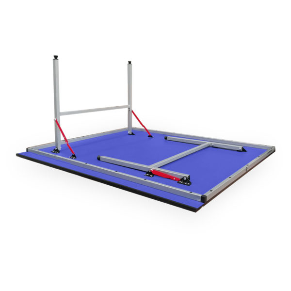 Mesa de Ping Pong Larca Facil de Armar