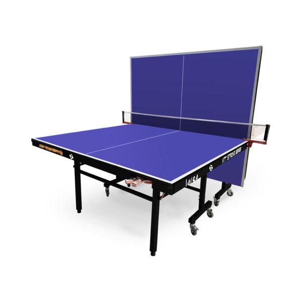 Mesa de Ping Pong con pelotero y raquetero modo entrenador