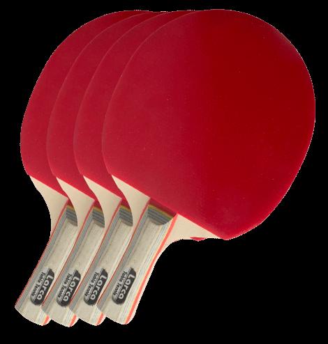 Paquete de Raquetas